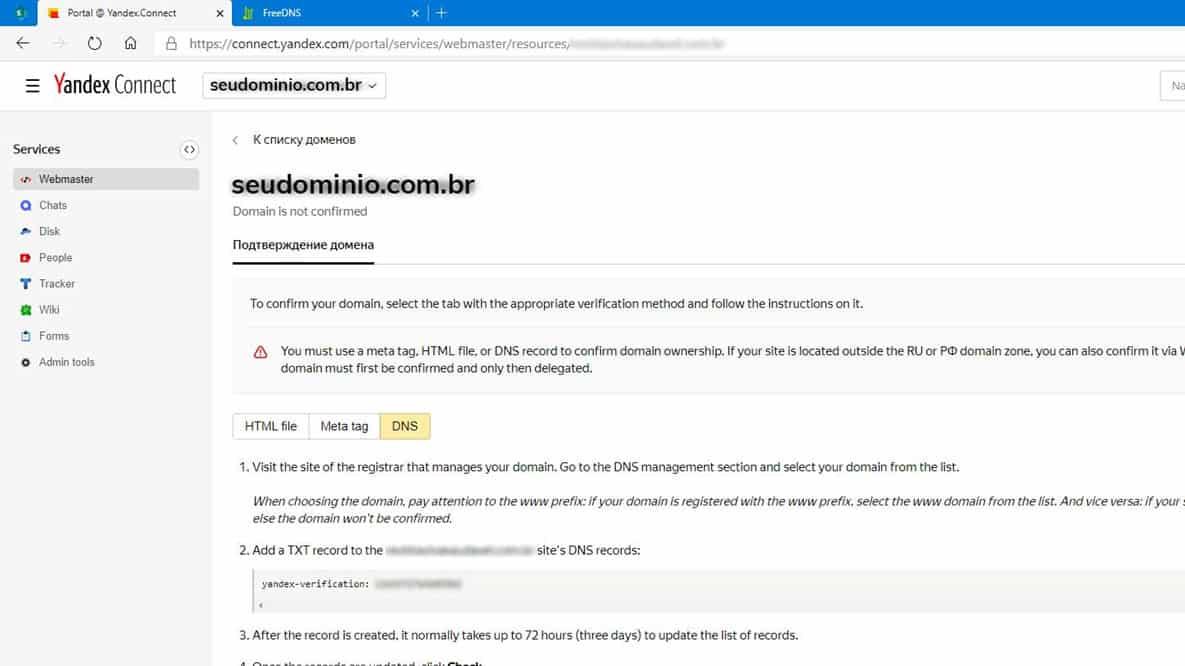 e-mail profissional sem hospedagem